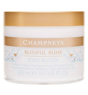 Champneys Blissful Bump Body Butter   1 x 300ml