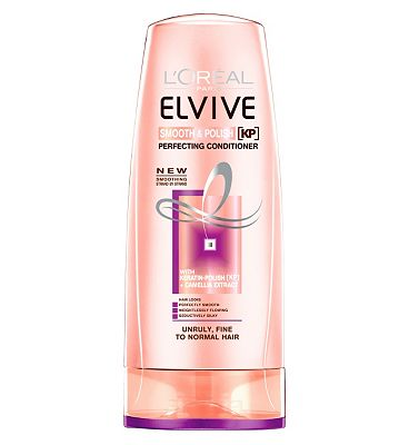 L'Oreal Elvive Smooth & Polish Perfecting Conditioner 400ml