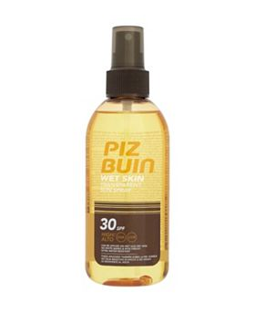 Piz Buin Wet Skin Transparent Sun Spray SPF30 High 150ml