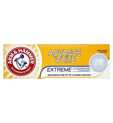 Arm & Hammer Advanced White TP 25ml