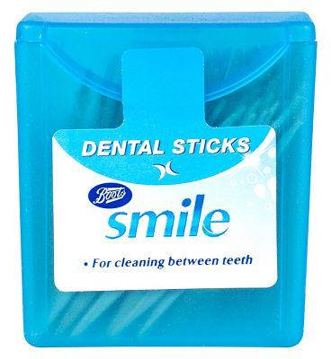 Boots Smile Dental Sticks 150