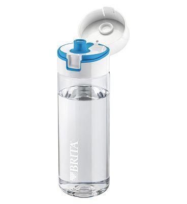 Image of BRITA Fill&Go Water Filter Bottle - Blue