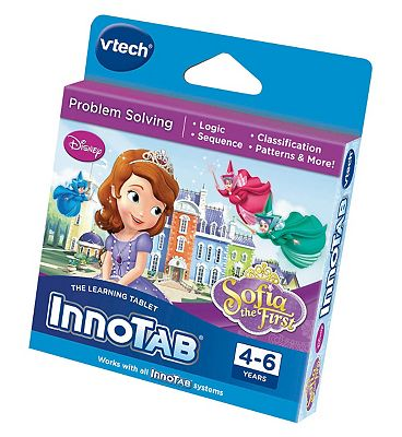 VTech InnoTab Software Sofia the First Software