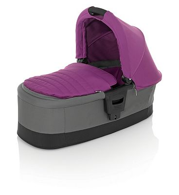 Britax Affinity Carrycot - Cool Berry