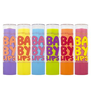Maybelline Baby Lips Lip Balm Peach Kiss Peach Kiss.