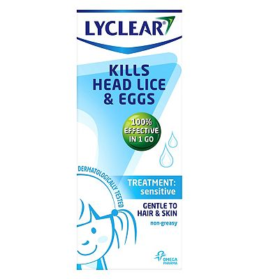 Lyclear instructions shampoo