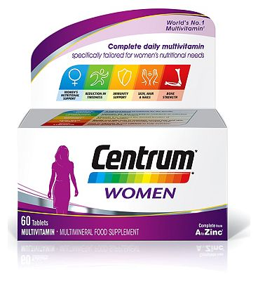 Centrum Women - 60 Tablets