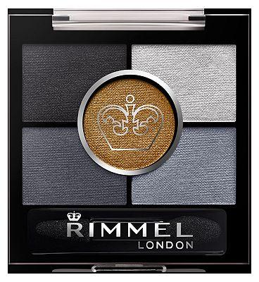 Rimmel London HD 5 Pan Eyeshadow Golden Eye Golden Eye