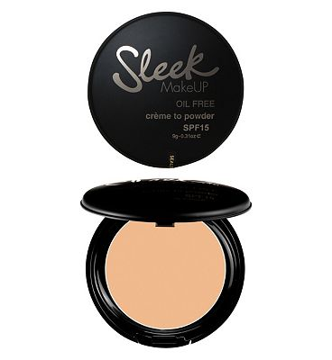 Sleek makeup   crm to pwd fndtbarley 9g Sweet Honey