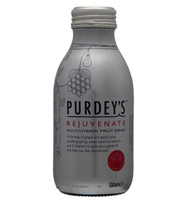 Purdey's Rejuvenate Multivitamin Fruit Drink 330ml