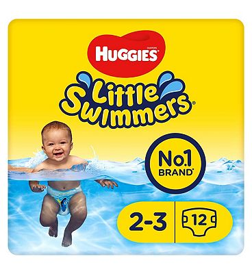 Huggies Little Swimmers Size 23 (3kg8kg)  12 Pants