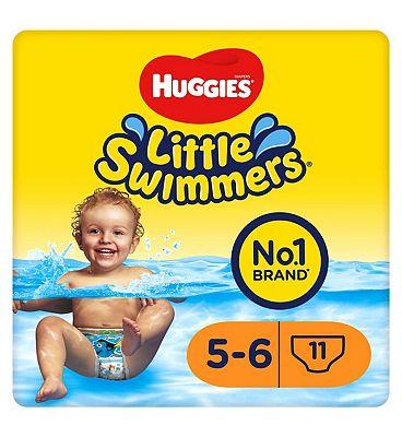 Huggies Little Swimmers Size 56 (12kg18kg)  11 Pants
