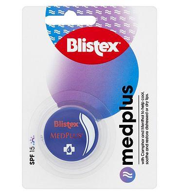 Blistex MedPlus Repairing Lip Balm SPF15 7ml