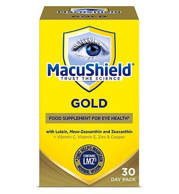 Macushield Gold 30s