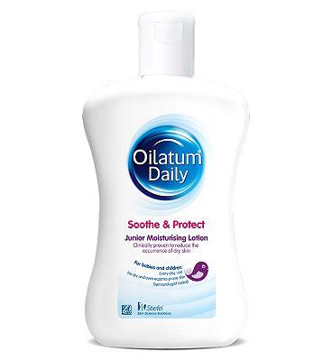 Oilatum Daily Junior Lotion 200ml