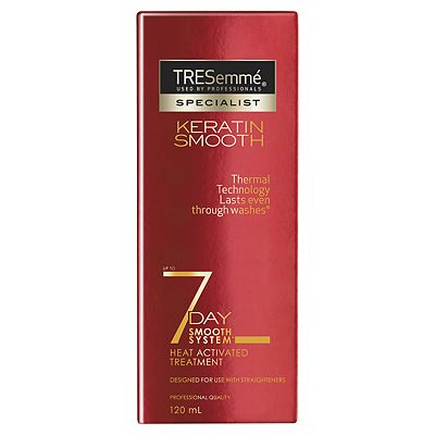 Tresemme Treatment 7 DAY SMOOTH 120ML