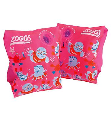 Miss Zoggy Roll-Up Armbands in Pink Review