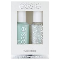 Essie Nail Polish Twinkle Belle Duo Kit Boots
