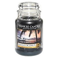 buy yankee candle classic large jar candle in black. Black Bedroom Furniture Sets. Home Design Ideas