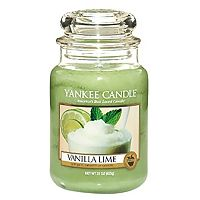 buy yankee candle classic large jar candle in vanilla lime. Black Bedroom Furniture Sets. Home Design Ideas