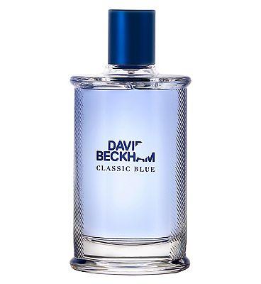 David Beckham Classic Blue Eau de Toilette 90ml