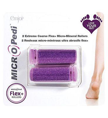 Emjoi Micro Pedi Extra Coarse Micro Mineral Rollers