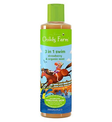 Childs Farm 3 in 1 Swim For ToptoToe After Swim Care 250ml