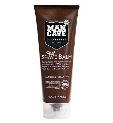 ManCave Post Shave Balm 100ml