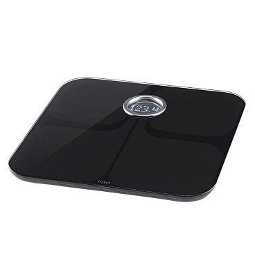 Fitbit Aria Wi Fi Smart Scales   Black