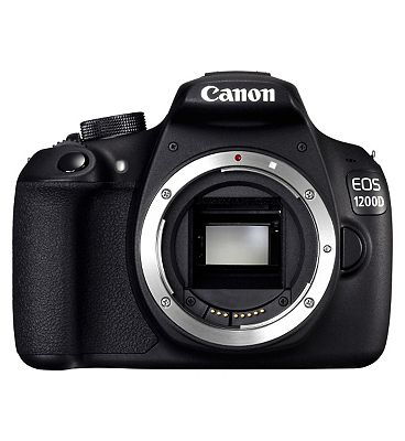 Canon EOS 1200D (Body Only) (18MP,  3 inch LCD) Digital SLR Camera