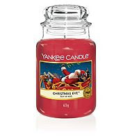 buy yankee candle christmas eve large jar candle gift. Black Bedroom Furniture Sets. Home Design Ideas