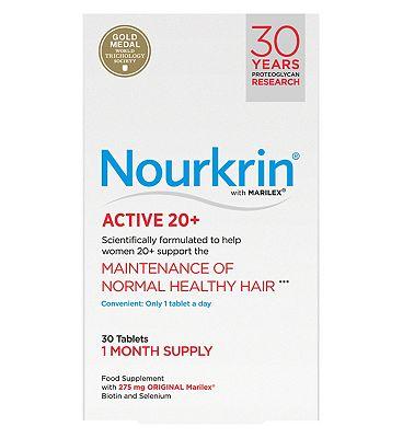 Nourkrin Active 20+ Hair Maintenance
