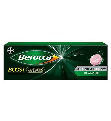 Berocca Boost Effervescent Tablets - 10
