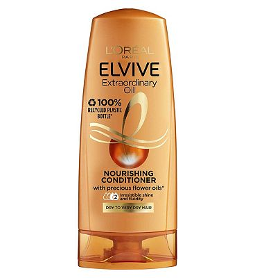 L'Oreal Elvive Extraordinary Oils Nourishing Conditioner 400ml at Boots the Chemist