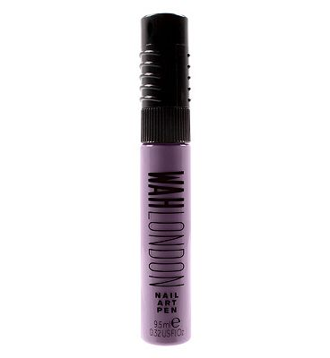 WAH London 11 Lilac Nail Art Pen 9.5ml