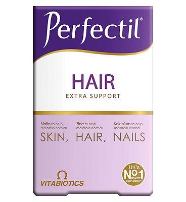 Vitabiotics Perfectil Plus Hair Tablets - 60