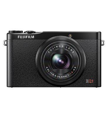 Fujifilm XQ1 (12MP 3 inch LCD 4 x Optical Zoom) Digital Compact Camera