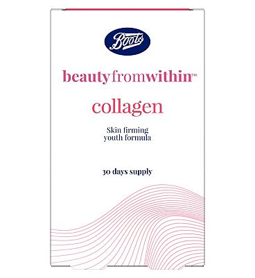 Boots Beauty From Within Collagen - 1000 mg 30 Tablets