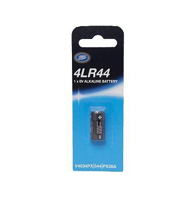 Image of 4LR44 6V Alkaline Boots Battery x1