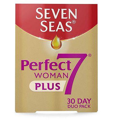 Seven Seas Perfect7 Woman 30 caps + 30 tabs (60)