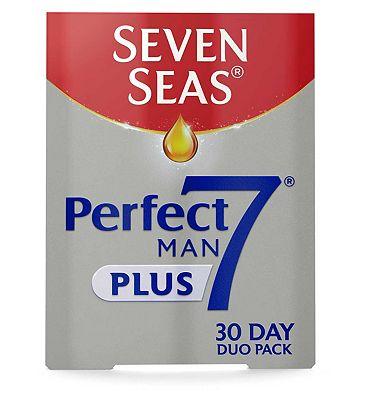 Seven Seas Perfect7 Man 30 caps + 30 tabs (60)