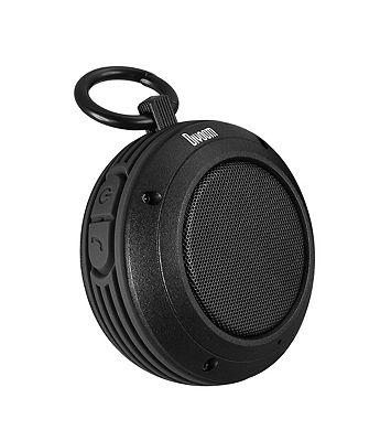 Image of Divoom Voombox Travel Bluetooth Speaker- Black