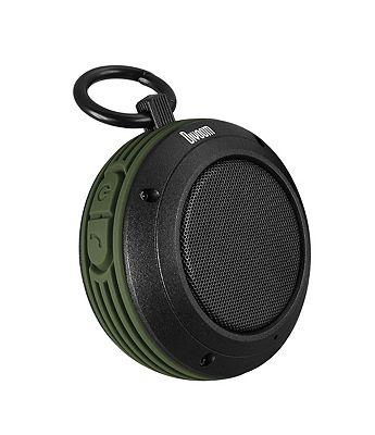 Image of Divoom Voombox Travel Bluetooth Speaker- Green