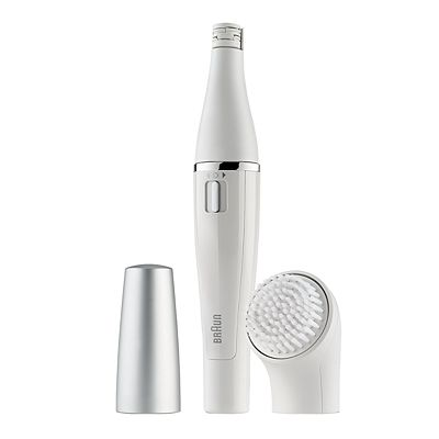 Braun Face 810  Facial Epilator & Cleansing Brush