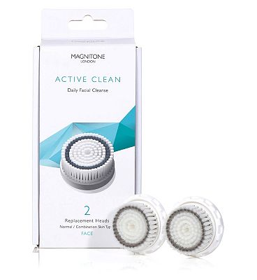 Image of Magnitone Active Clean Brush with Skin Kind Bristles