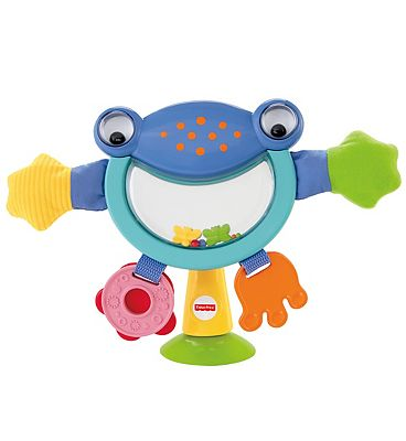 Fisher Price Froggy Suction Toy
