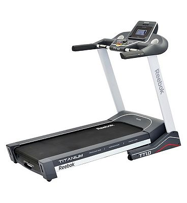 Reebok TT1.0 Treadmill  White