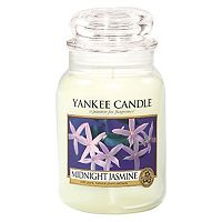 yankee candle classic large jar candle midnight jasmine. Black Bedroom Furniture Sets. Home Design Ideas
