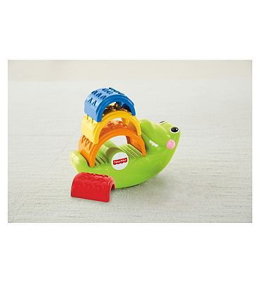 Fisher Price Stack and Rock Croc