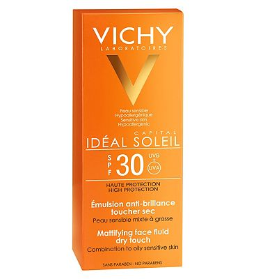 Vichy Ideal Soleil Mattifying Face Dry Touch SPF30 50ml.
